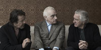 The Irishman: Crítico acusa a Martin Scorsese de hacer una apología de la delincuencia