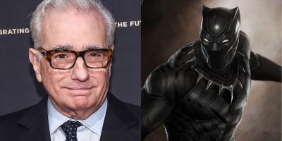 Chadwick Boseman cree que Martin Scorsese no entendió Pantera Negra por ser blanco