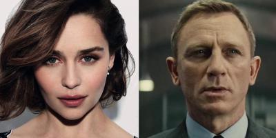 Emilia Clarke quiere ser la próxima agente 007