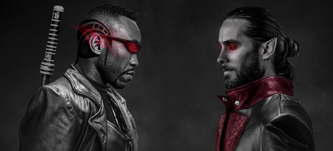 Marvel podría hacer un crossover entre el Morbius de Jared Leto y ...