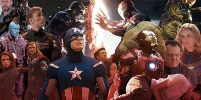 Marvel Studios anuncia las películas que estarán disponibles en Disney Plus