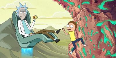 Rick and Morty: la cuarta temporada ya tiene calificación de la crítica