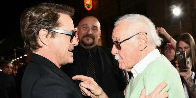 El tributo de Robert Downey Jr. a Stan Lee