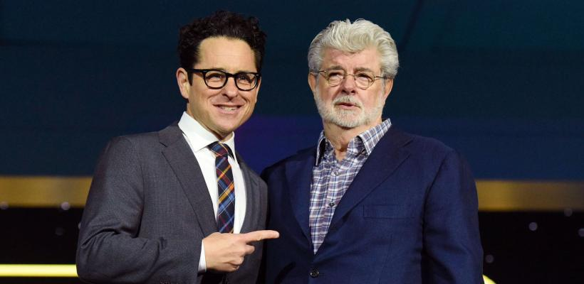 J.J. Abrams admite que George Lucas ayudó con The Rise of Skywalker… él ama a sus midiclorians
