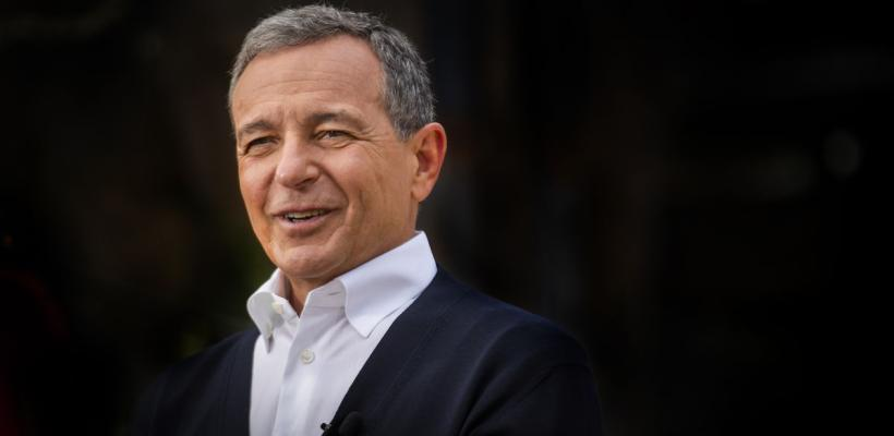 Bob Iger, CEO de Disney, revela que ha considerado postularse a la Presidencia de Estados Unidos