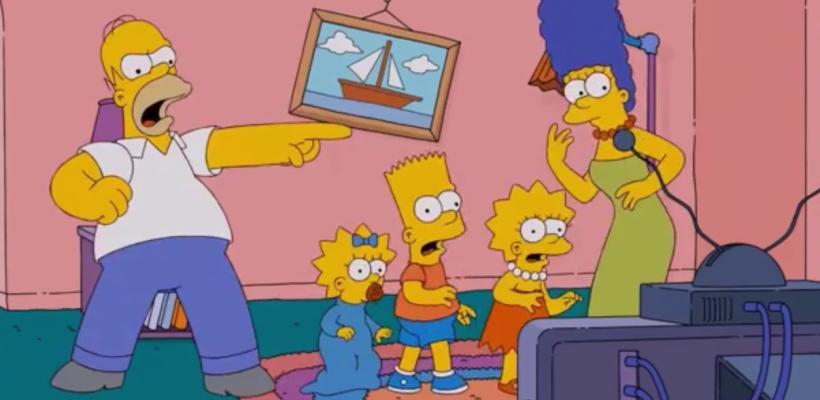 Disney Plus arruina chistes visuales de Los Simpson al cambiar su formato original