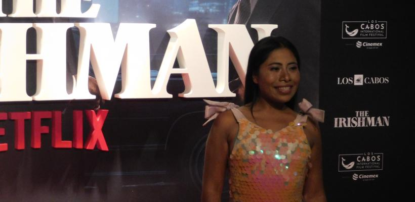 Los Cabos 2019 | Yalitza Aparicio pide reconocer a las mujeres fantásticas del cine en gala de apertura