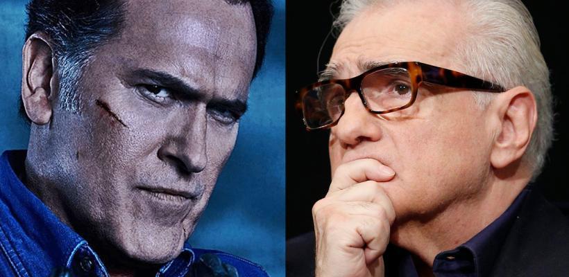 Bruce Campbell arremete contra Scorsese y defiende las películas de Marvel Studios