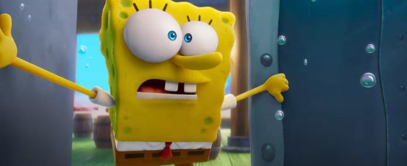 The SpongeBob Movie: Sponge on the Run   Tráiler oficial