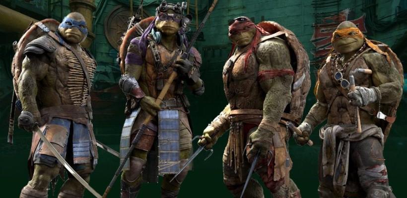 Netflix podría estar preparando una serie live-action de Las Tortugas Ninja