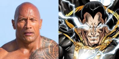 Dwayne Johnson anuncia fecha para Black Adam y revela primera imagen del personaje