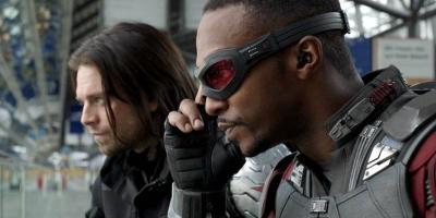 The Falcon and the Winter Soldier   Se revelan las primeras imágenes del set de rodaje