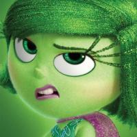Desagrado © 2015 - Disney/Pixar