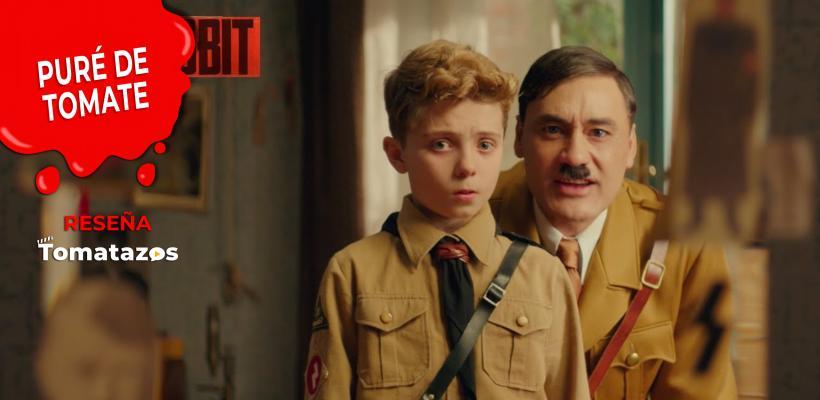Festival de Cine de Los Cabos 2019 | Jojo Rabbit: una sátira para derrocar regímenes y brotar lágrimas