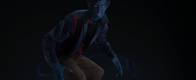 Nightcrawler - Primer Vistazo - X-Men Apocalipsis