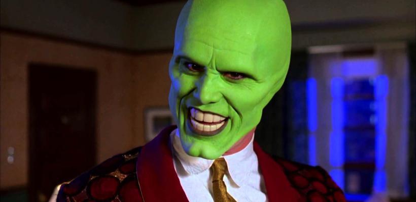 Warner Bros. podría producir otra película de La Máscara con Jim Carrey