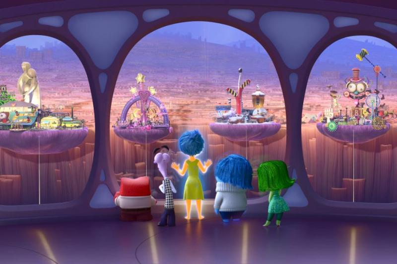 © 2015 - Disney/Pixar