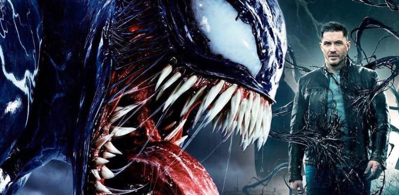 Venom 2: Tom Hardy comparte imágenes del set de rodaje y las borra inmediatamente