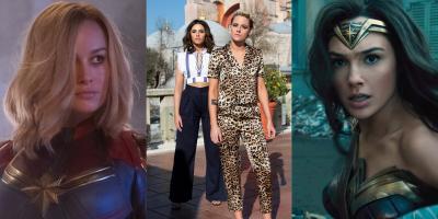 """Directora de Los Ángeles de Charlie asegura que Capitana Marvel y Mujer Maravilla triunfaron por ser de un """"género masculino"""""""