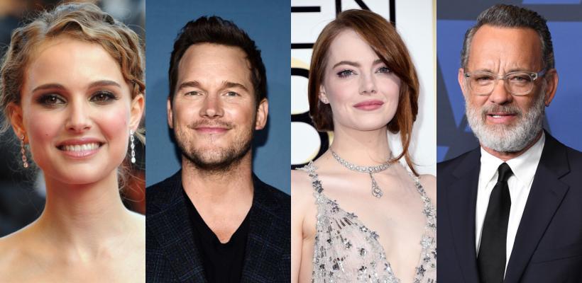 Actores que nunca han interpretado a villanos