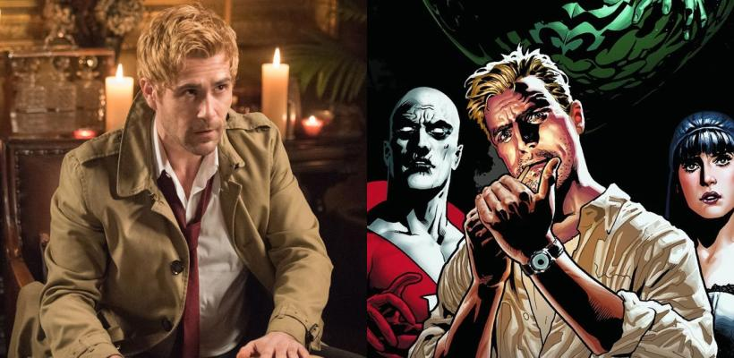 Serie de Liga de la Justicia Oscura podría estar en desarrollo con Matt Ryan como estrella