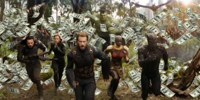 Películas de superhéroes que superaron los US$1000 millones en taquilla
