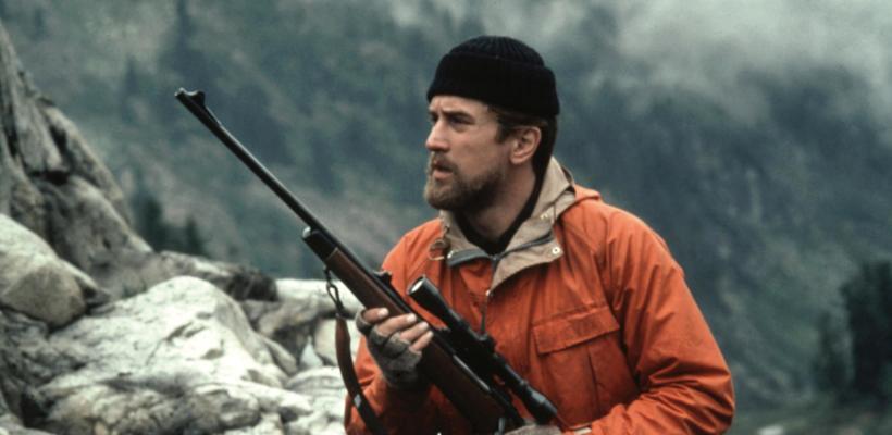 Robert De Niro insistió en utilizar ropa interior militar durante todo el rodaje de El Francotirador