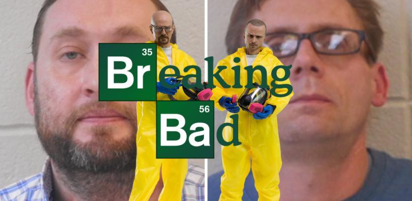 Al puro estilo de Breaking Bad: Dos profesores de química enfrentan cargos por producir metanfetamina