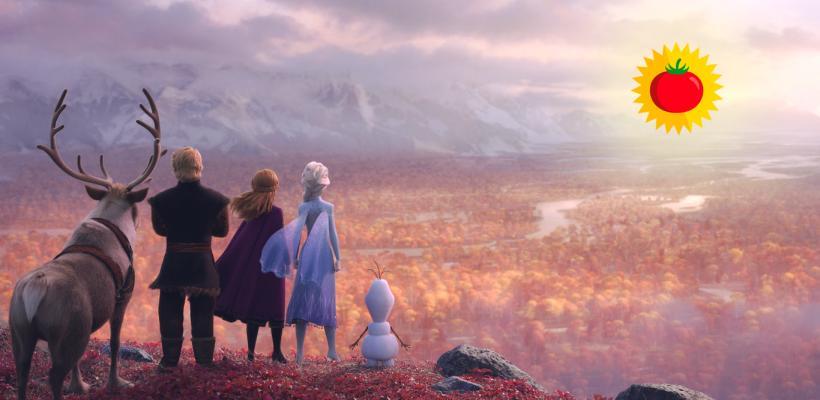 Frozen 2 ya tiene Certificado de Calidad