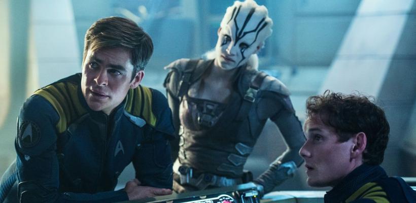 Paramount estaría desarrollando tres películas más de Star Trek