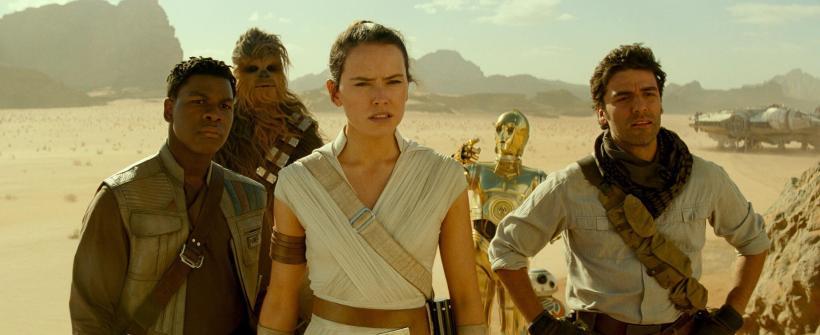 Primer Clip de Star Wars: The Rise of Skywalker