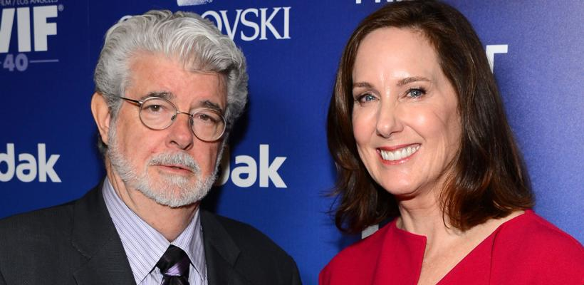 Star Wars: Kathleen Kennedy admite que pidieron ayuda a George Lucas para The Rise of Skywalker