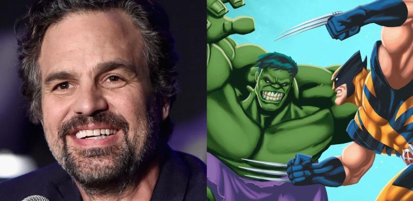 Mark Ruffalo quiere una película de Hulk y Wolverine en el MCU