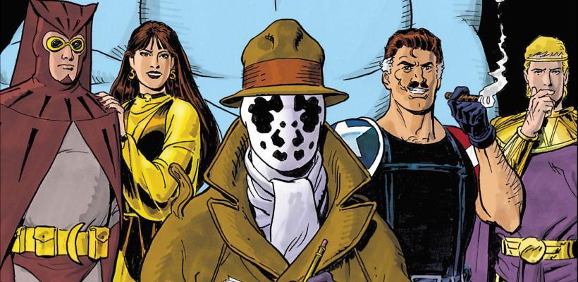 Watchmen: revelan fragmento de la película cancelada que dirigiría el guionista de X-Men