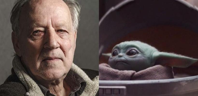 Werner Herzog llama 'cobardes' a los directores de The Mandalorian por querer sustituir al títere de Baby Yoda