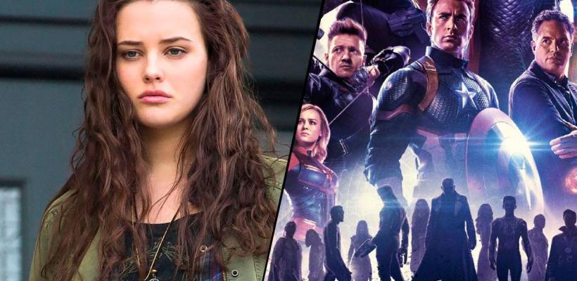 Avengers: Endgame Katherine Langford revela lo que sintió al ser eliminada de la película