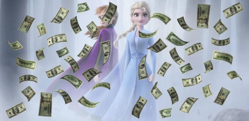 Frozen 2 superará la taquilla doméstica de Joker luego de su segundo fin de semana