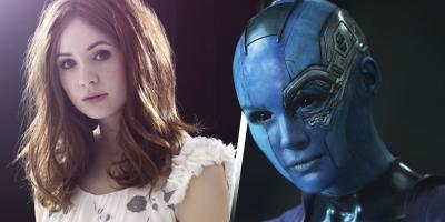 Guardianes de la Galaxia 3: Karen Gillan asegura que el guión está listo y es maravilloso