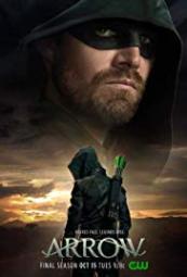Arrow, temporada 8