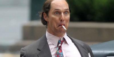Matthew McConaughey se preparó para un personaje comiendo sólo hamburguesas con queso