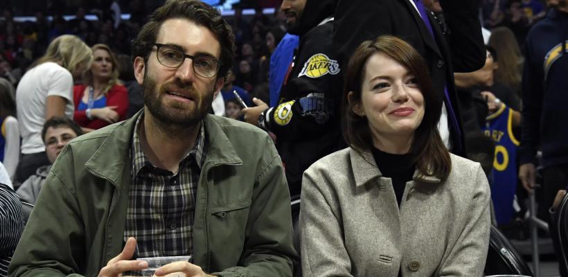 Emma Stone anuncia que está comprometida y fans reaccionan destrozados porque no es con Andrew Garfield