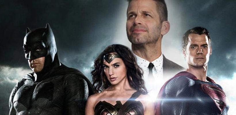 Zack Snyder revela que el Snyder Cut duraba más que Endgame y El irlandés