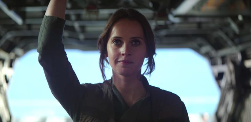 Star Wars: Felicity Jones quiere volver a interpretar a Jyn Erso, su personaje de Rogue One