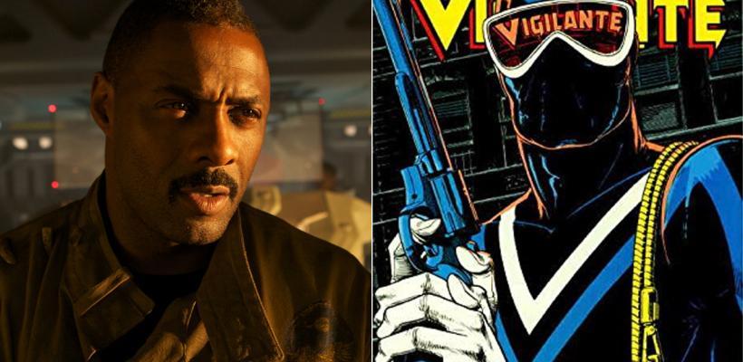 The Suicide Squad: Vigilante podría tener su propio spin-off protagonizado por Idris Elba