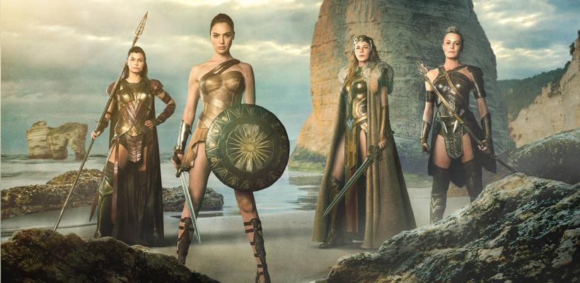 Warner Bros. confirma un spin-off para las Amazonas de Themyscira