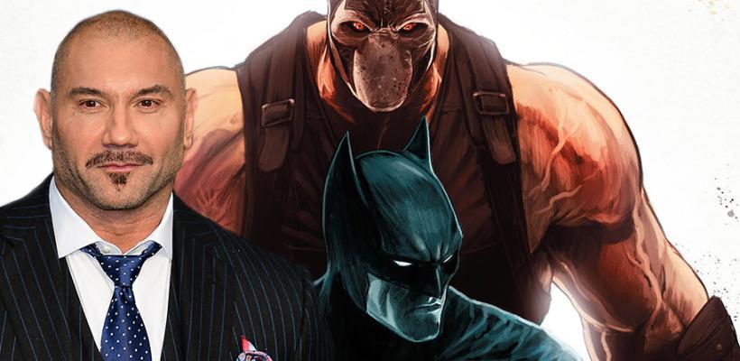 The Batman: ¿Dave Bautista podría interpretar a Bane?
