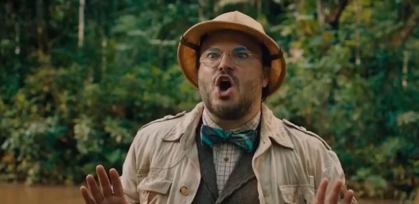 Jack Black anuncia su retiro de la actuación, Jumanji: El Siguiente Nivel podría ser su última película