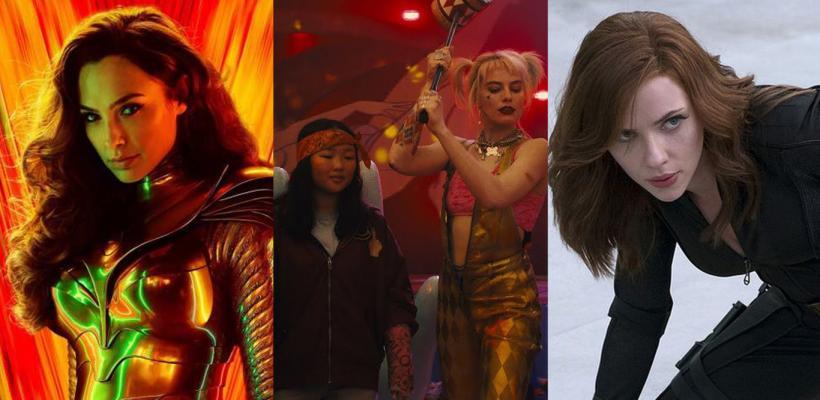 En 2020 las mujeres dominarán los blockbusters y posiblemente la taquilla