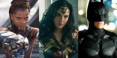 Películas de superhéroes que merecían una nominación al Óscar a Mejor Película