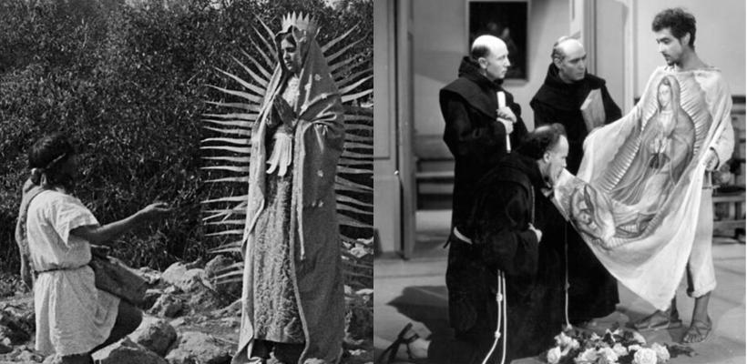 Películas sobre la fe en la virgen de Guadalupe